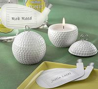 Golf Theme Wedding Favors
