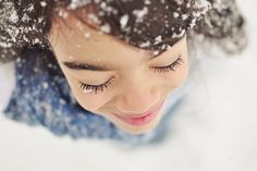 20 фотографий, после которых вы полюбите снег