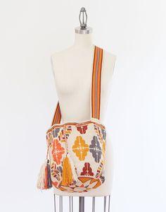 woven Wayuu bag #fairtrade