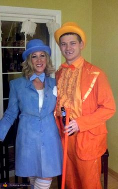 Perfect costume for Brent and I!!   Dumb and Dumber Costume - 2013 Halloween Costume Contest via @costumeworks