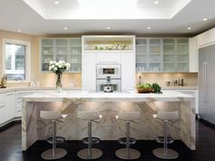HGTV has inspirational pictures, ideas and expert tips on white kitchen cabinets to help give your space a crisp, clean look.