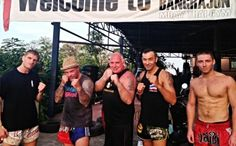 Aaron Jahn is a retired Muay Thai fighter who points out the challenges on Muay Thai training Camps Thailand and how to overcome them. Muay Thai Training, Camps, Athlete, Thailand, Challenges, Gym, Adventure, Sports, Campsis