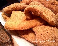 Simple Southern Fried Fish | FaveSouthernRecipes.com