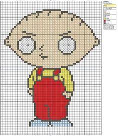 Stewie by Makibird-Stitching on deviantART