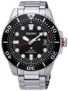 Seiko SNE437P1 Solar Prospex Diver