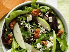 Σαλάτα Snack Recipes, Cooking Recipes, Healthy Recipes, Appetisers, Cobb Salad, Food And Drink, Menu, Tasty, Stuffed Peppers