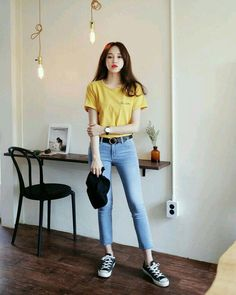 Amazing korean fashion outfits .. #koreanfashionoutfits