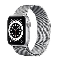 Buy Apple Watch, Apple Watch Series, Smartwatch, Buy Now, Watches, Bracelets, Silver, Stuff To Buy, Santa Baby