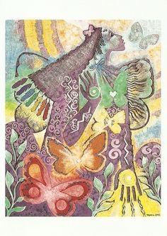 Rainbow Warrior Awaken by Mara Berendt Friedman
