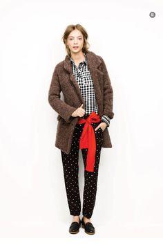 madwell fall 2011 lookbook #fashion