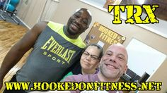 Another #TRX killer class! I can't wait to feel it tomorrow... If you've never tried #TRX, come on up to the #HookedOnFitness Mondays at 7pm... #GroupFitness  #PhillyPersonalTrainer  #FitFam  #BestInPhilly  www.HookedOnFitness.net
