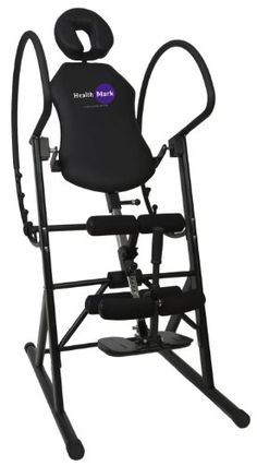 Health Mark Pro Max Inversion Table   The Pro Max Inversion Table Helps To  Stimulate Blood Flow To Release Stress, Compression, Fatigue And Lower Back  Pain.