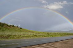 Rainbow in Dillon, Colorado     Summer of 2011