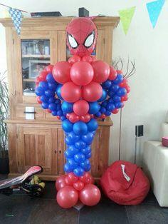 Spiderman Character