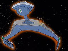 Star Trek Kirk (Animated Series), James T.