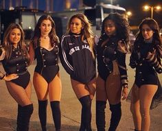 Fifth Harmony after 7/27 show