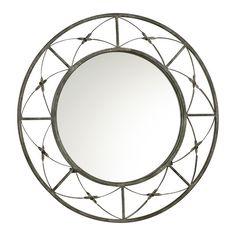 Found it at Wayfair - Parker Wall Mirror