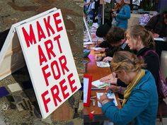 Have Fun • Do Good: Host an ARTBreak in your community