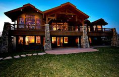 The Preserve Park City Utah Luxury Custom Homes Customhome Builder Lanemyers Lanemyersconstruction