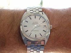 Vintage Omega Constellation #Omega #Constellation #Watches #Menswear #Womw - omegaforums.net
