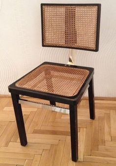 Heisler chair with quadrat legs; Bauhaus, Armchairs, Budapest, Benches, Art Deco, Legs, Design, Wing Chairs, Couches