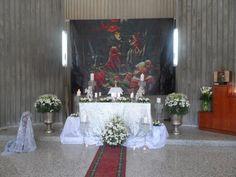 Santisimo de la iglesia Agustiniano