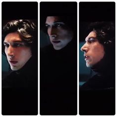 Kylo Ren. I love this guy and I am not sorry.