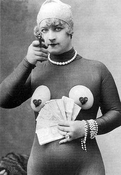 .....great aunt rose, the boobie burglar of old london town...