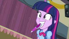 You like that pen Twilight?