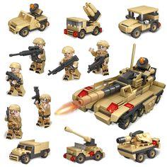 Call Of Duty Toys, Spiderman Pop, Lego City, Army Men Toys, Lego Ww2, Lego Minifigs, Lego Military, Army Vehicles, Army Soldier