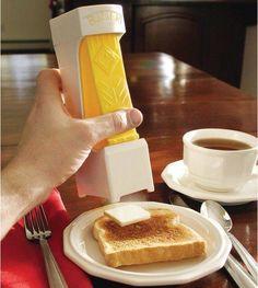 Despachador de mantequilla.