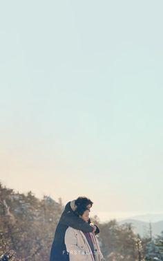 Goblin Wallpaper Kdrama, Kdrama Wallpaper, Wallpaper Desktop, Goblin Korean Drama Wallpaper, Wallpaper Backgrounds, Wallpapers, Goblin Lockscreen, Live Action, Goblin 2016
