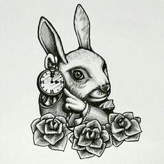 #tattoo #art #aliceinwonderland #skinevolutiontattoo #KONOMI #konomiangel