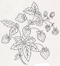 Strawberries by jeninemd, via Flickr strawberries