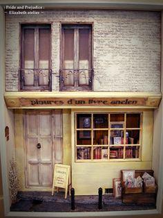 miniature book shoppe