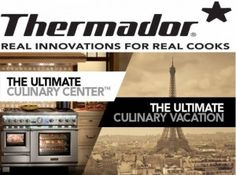 Wow Now that's a Oven to Love!  The Thermador Ultimate Sweepstakes