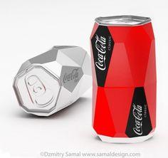 Coca Cola Can Concept