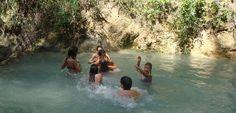 Ruta en familia por el cauce del Río Chillar de Nerja (Málaga)