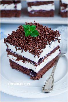 Porzeczkowiec - I Love Bake Tiramisu, Baking, My Love, Ethnic Recipes, Food, Kitchens, Bakken, Essen, Meals