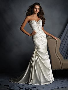 Style 2520 | Alfred Angelo's Bridal Collections and Wedding Styles | Alfred Angelo