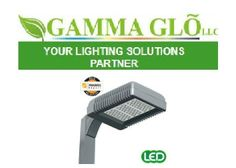 "http://gammaglo.com/ Spaulding Cimerron 140 Watt Re 400 120 / 277 VAC IP65 13,675 Lumin 5000 K 16"" W X21""L CALL FOR PRICING 1.888.426.6254"