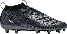 d9977e847f64b adidas Men s adizero 8.0 Three Stripe Life Football Cleats