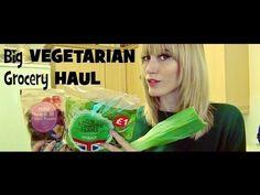 MichelaIsMyName: Big VEGETARIAN Grocery HAUL | MICHELA ismyname ❤️