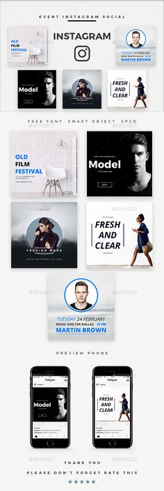 Event Instagram Social #square #creative Download : https://graphicriver.net/item/event-instagram-social/19292214?ref=pxcr