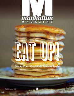 Manhattan Magazine, Summer 2012