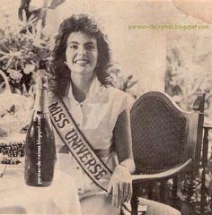 Barbara Palacios Teyde - Venezuela Miss Universo 1986 - Pesquisa Google