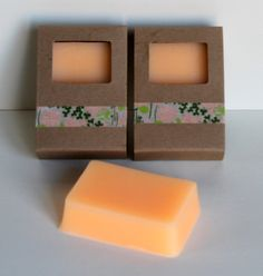 Olive oil tangerine ginger & patchouli boxed by HancoxHomestead, $8.00 #SephoraColorWash