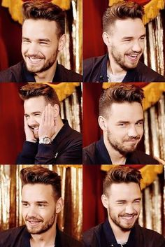 He's such a cutie. His smile can lighten up anybody's day, Directioner or not