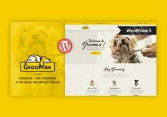 Best Veterinary and Pet Services WordPress Themes - ModelTheme Animal Clinic, Pet Clinic, Grooming Salon, Pet Grooming, Animal Care Hospital, Pet Services, Pet Hotel, Shop Layout, Dog Daycare