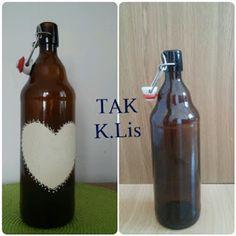TAK - Twórczo Aktywnie Kreatywnie: Butelka.